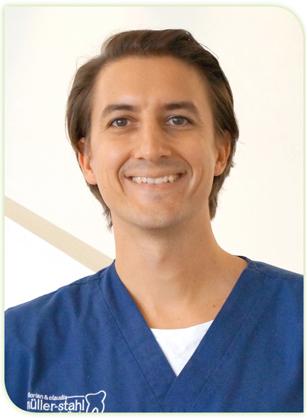 Dr. med. dent. Florian Müller-Stahl