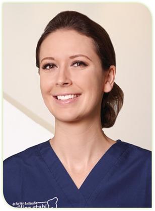 Dr. med. dent. Claudia Müller-Stahl