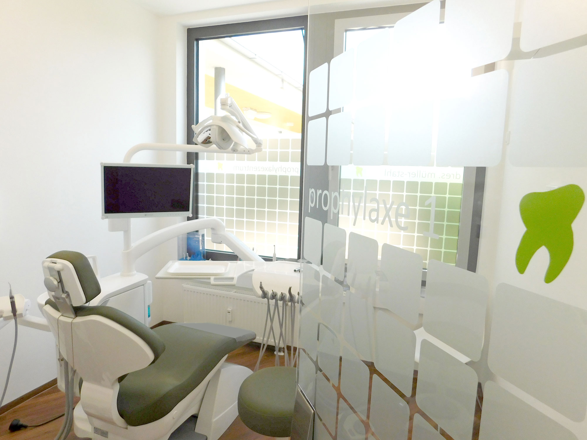 Dr Müller Stahl - Prophylaxezentrum