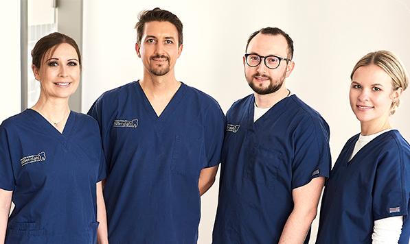 Zahnarzt Dr. Müller Stahl und Team